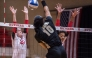The Rutgers Scarlet Knights women's volleyball team takes on the Purdue boilermakers at the College Ave Gym on Friday night, October 3, 2014. Ben Solomon/Rutgers Athletics